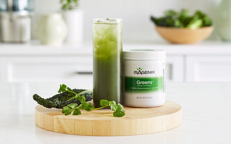 product image - Isagenix Greens